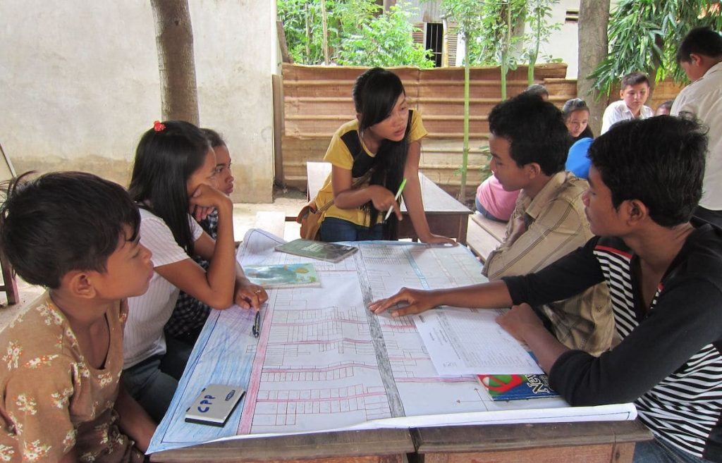 Khemara supporting Cambodian society